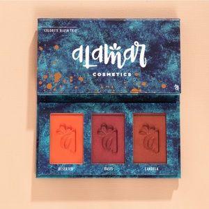 Alamar Cosmetics Colorette Blush Trio